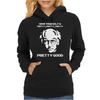Larry David Pretty Good Womens Hoodie
