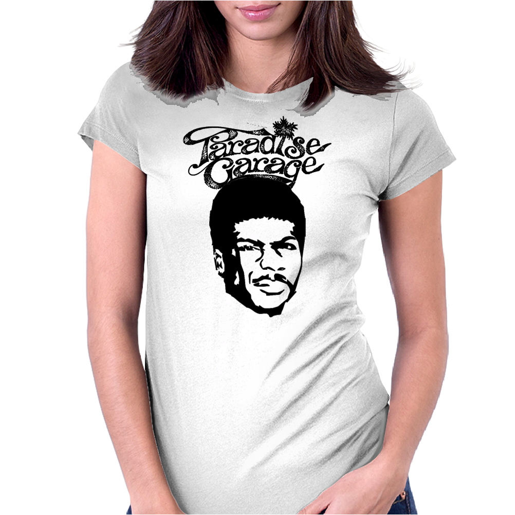 larry levan paradise garage Womens Fitted T-Shirt