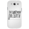 Last man on earth Phone Case