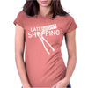 Late Night Shopping Womens Fitted T-Shirt
