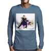 latino dancers Mens Long Sleeve T-Shirt