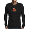 laugh humour funny crazy satire LADIES CHOCOLATE WILL NEVER CALL YOU FAT! CHOCOLATE UNDERSTANDS! Mens Long Sleeve T-Shirt