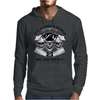 Laughing Chef Skulls: It's a Chef's World... Mens Hoodie