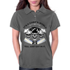 Laughing Chef Skulls: It's a Chef's World... Womens Polo