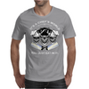 Laughing Chef Skulls: It's a Chef's World...You, Just Eat In It Mens T-Shirt
