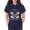 Laughing Chef Skulls: It's a Chef's World...You, Just Eat In It Womens Polo