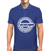 Laughing Man Ghost in the Shell Mens Polo