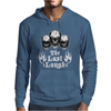 Laughing Skull Trio: The Last Laugh Mens Hoodie