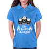 Laughing Skull Trio: The Last Laugh Womens Polo