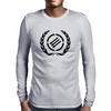 Laurea Antifascista Mens Long Sleeve T-Shirt