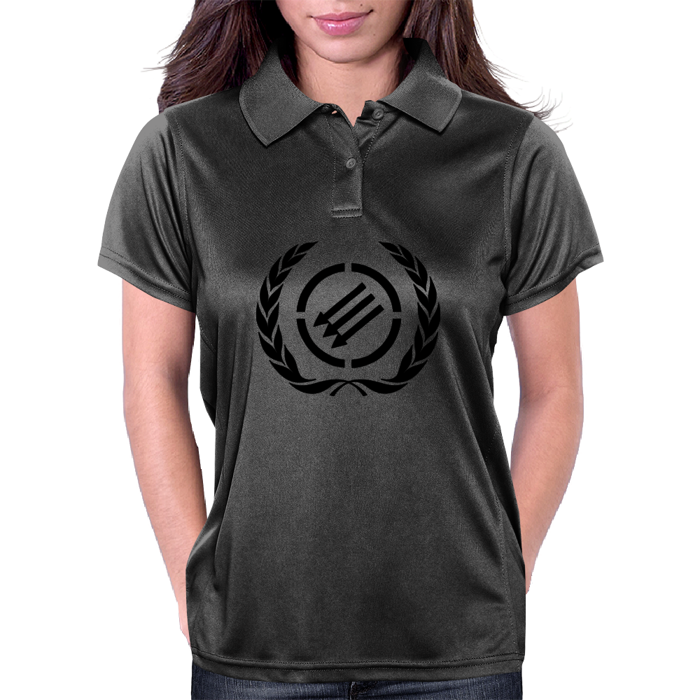 Laurea Antifascista Womens Polo