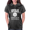 Lawful On The Streets Chaotic In The Sheets Womens Polo
