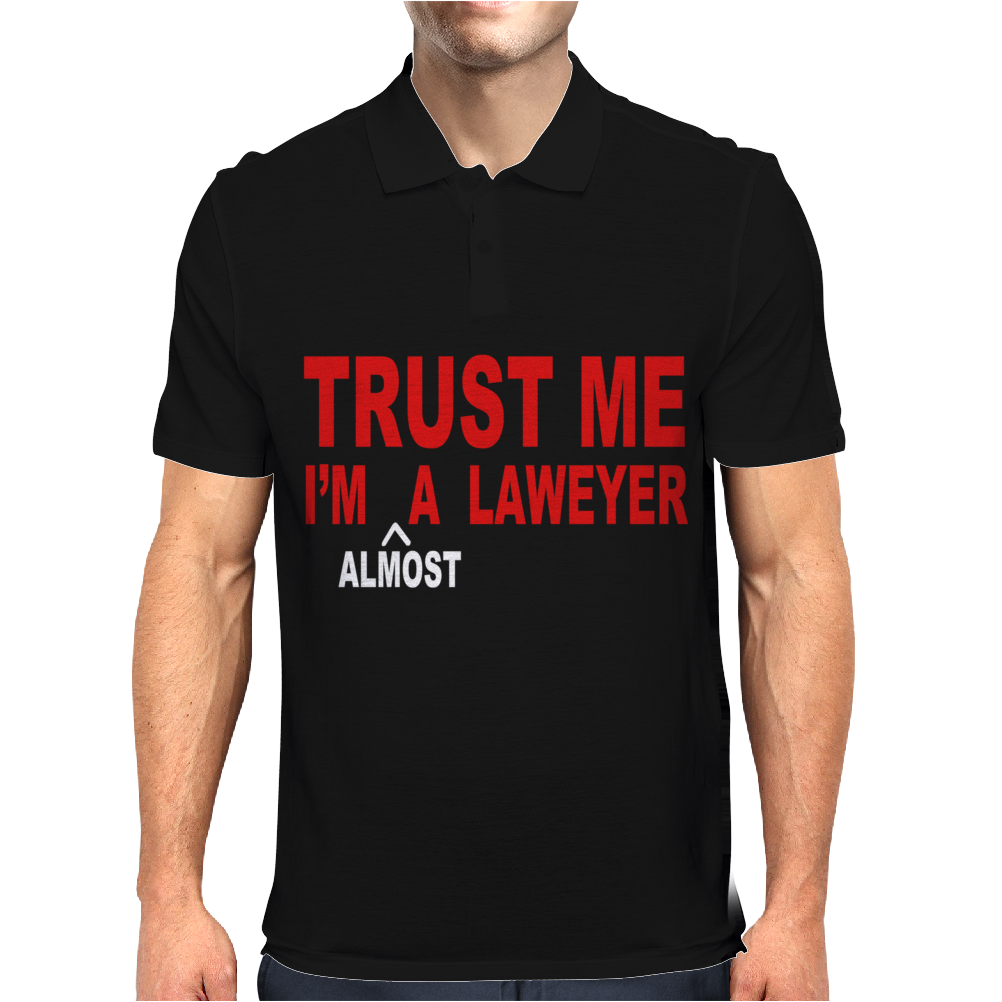 Lawyer Mens Polo