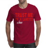 Lawyer Mens T-Shirt