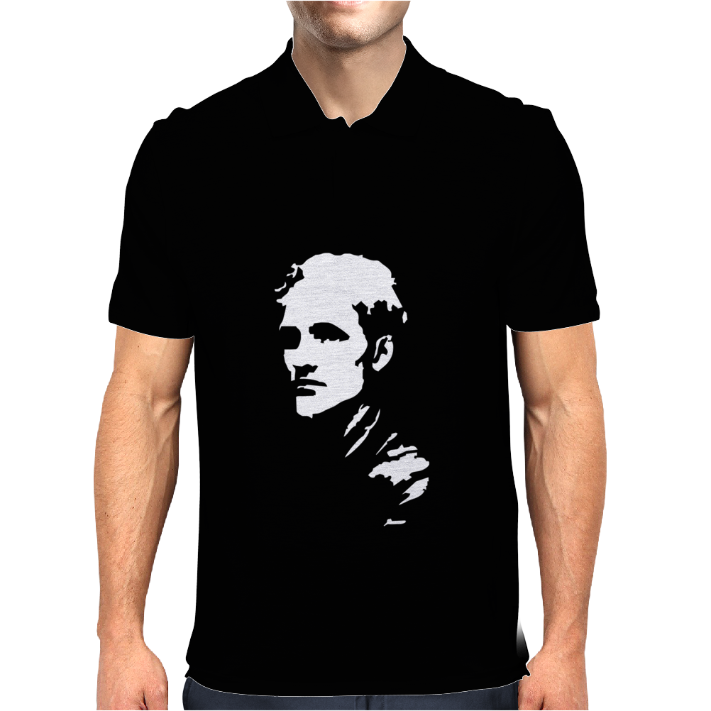 Layne Staley Mens Polo