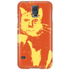 Le Cat Red Phone Case