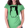 Le Cat Womens Fitted T-Shirt