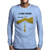Le Mont Ventoux Mens Long Sleeve T-Shirt