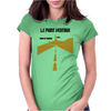 Le Mont Ventoux Womens Fitted T-Shirt
