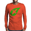 Leaf on the Wind Mens Long Sleeve T-Shirt