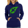 Leaf on the Wind Womens Hoodie