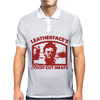 leatherface Mens Polo
