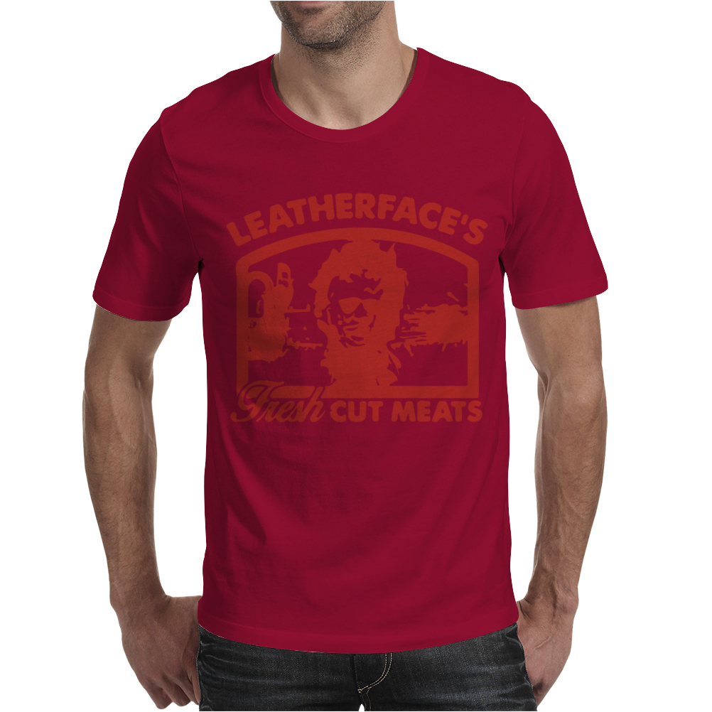 leatherface Mens T-Shirt