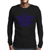 Leeds United Supporter Mens Long Sleeve T-Shirt