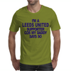 Leeds United Supporter Mens T-Shirt