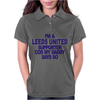 Leeds United Supporter Womens Polo
