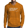 Leftover Parts Proof You Made It Better Mens Hoodie