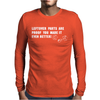 Leftover Parts Proof You Made It Better Mens Long Sleeve T-Shirt