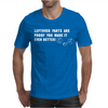 Leftover Parts Proof You Made It Better Mens T-Shirt