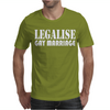 LEGALISE GAY MARRIAGE Mens T-Shirt
