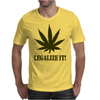 Legalize It Mens T-Shirt