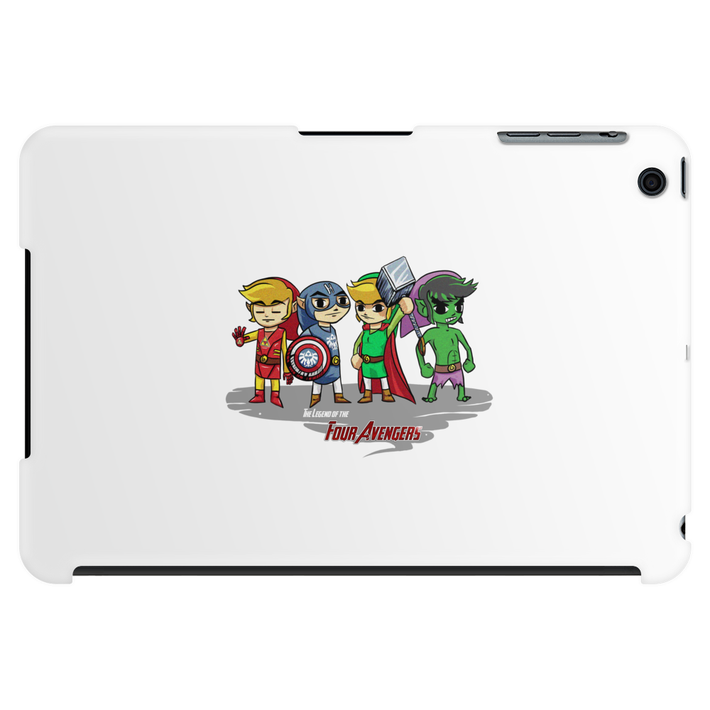 Legend of the Four Avengers Tablet (horizontal)