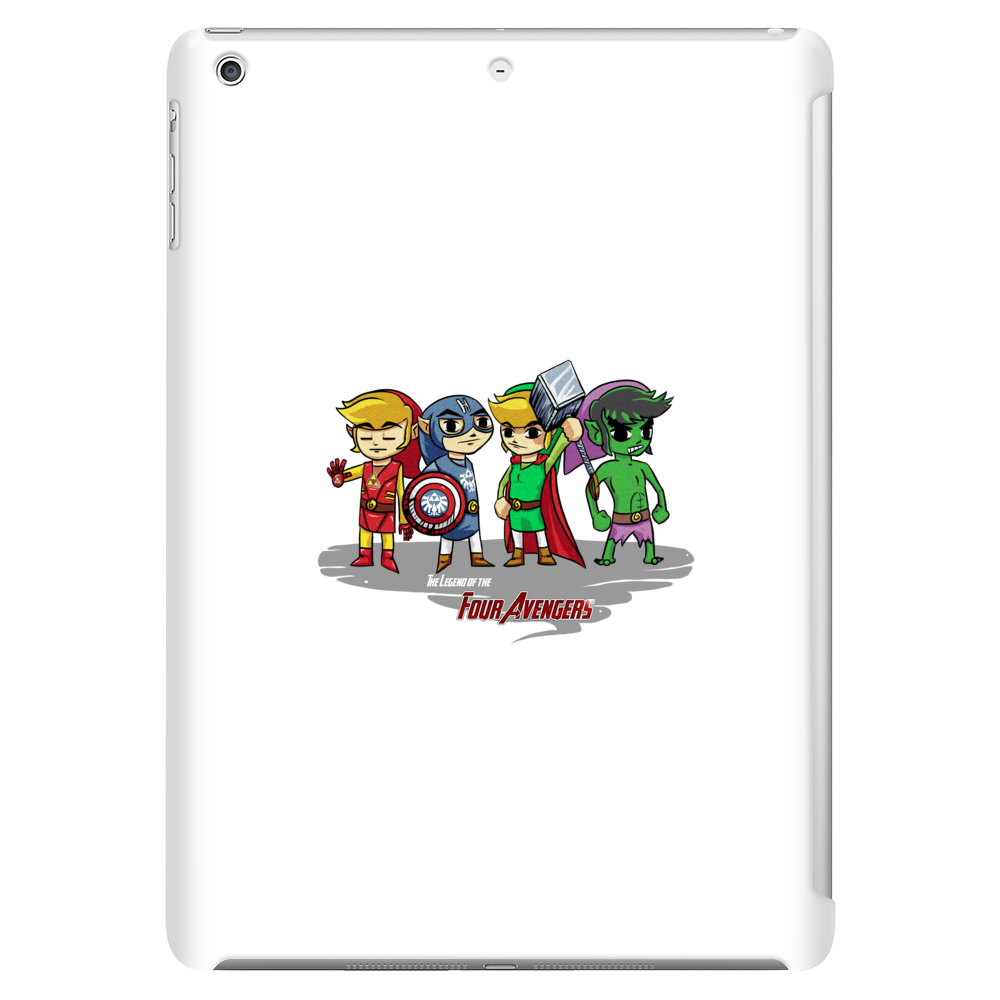 Legend of the Four Avengers Tablet (vertical)