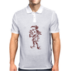 Legend of zelda skull Mens Polo