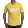 LEGEND SINCE 1977, FUNNY Mens T-Shirt