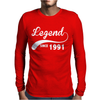 LEGEND SINCE 1991 Mens Long Sleeve T-Shirt