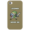Legends Never Die Phone Case