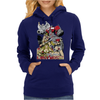 LEGENDS OF THE 80´S Womens Hoodie