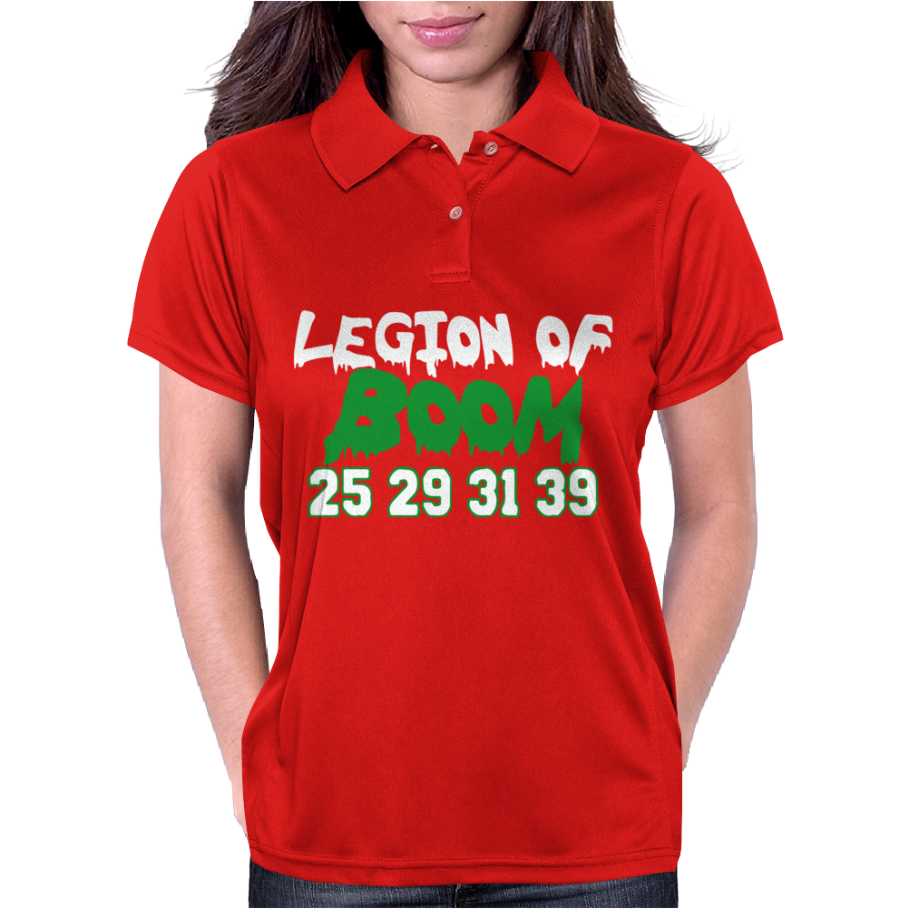 Legion of Boom Womens Polo