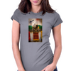 Lego - Camera soldier, Shoot! Womens Fitted T-Shirt