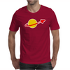 Lego Classic Space Logo Big Bang Theory Mens T-Shirt