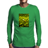 Lego - Head in the green Mens Long Sleeve T-Shirt