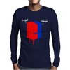 Lego Mens Long Sleeve T-Shirt