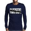 Lego Skyscraper Workers Construction Lunch Mens Long Sleeve T-Shirt