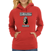 Leif Erikson: America's First White Dude Womens Hoodie