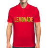 Lemonade Mens Polo